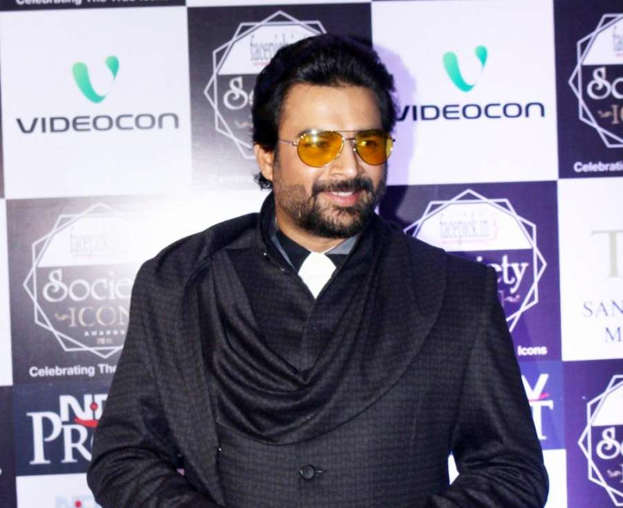 Mumbai: Actor R Madhavan during Society Icon Awards, on Oct 2, 2016. (Photo: IANS) by .