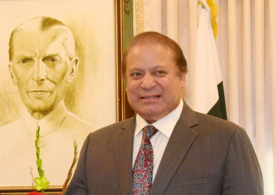 Pakistan Prime Minister Nawaz Sharif. (File Photo: Xinhua/PID/IANS) by .