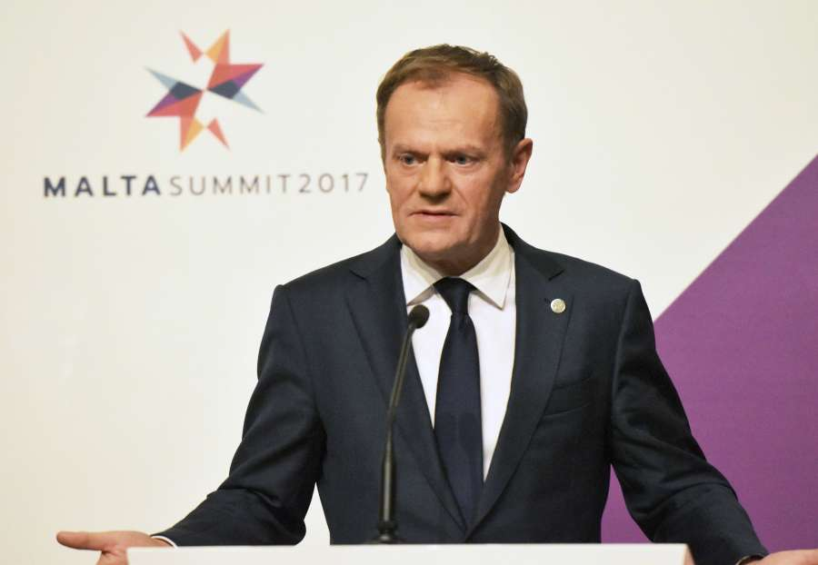 MALTA-VALLETTA-EU INFORMAL SUMMIT by .
