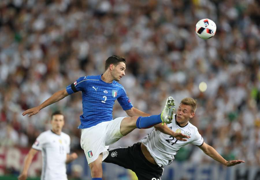 (SP)FRANCE-BORDEAUX-SOCCER-EURO 2016-QUARTERFINAL-GERMANY VS ITALY by .