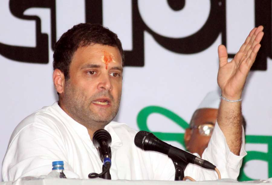 Congress leader Rahul Gandhi. (File Photo: IANS) by .