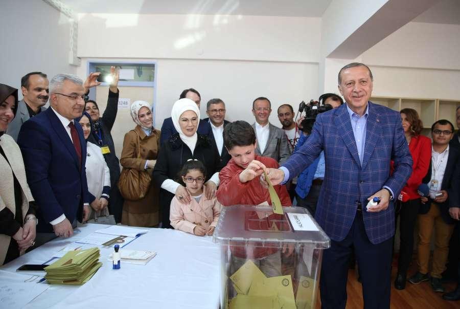 TURKEY-ISTANBUL-CONSTITUTIONAL REFERENDUM by .