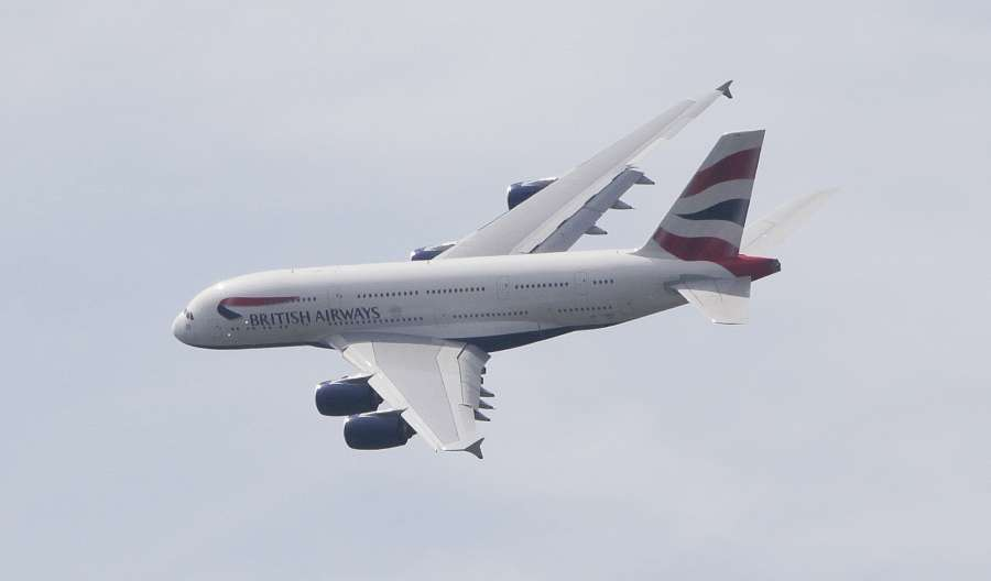 British Airways. (File Photo: IANS) by .