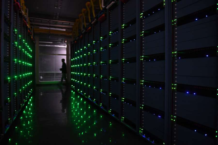 CHINA-HEBEI-ALIBABA-DATA CENTER (CN) by .