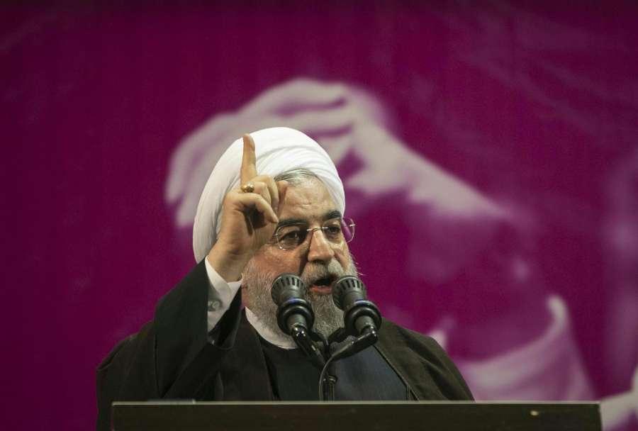 IRAN-TEHRAN-PRESIDENTIAL ELECTION by .