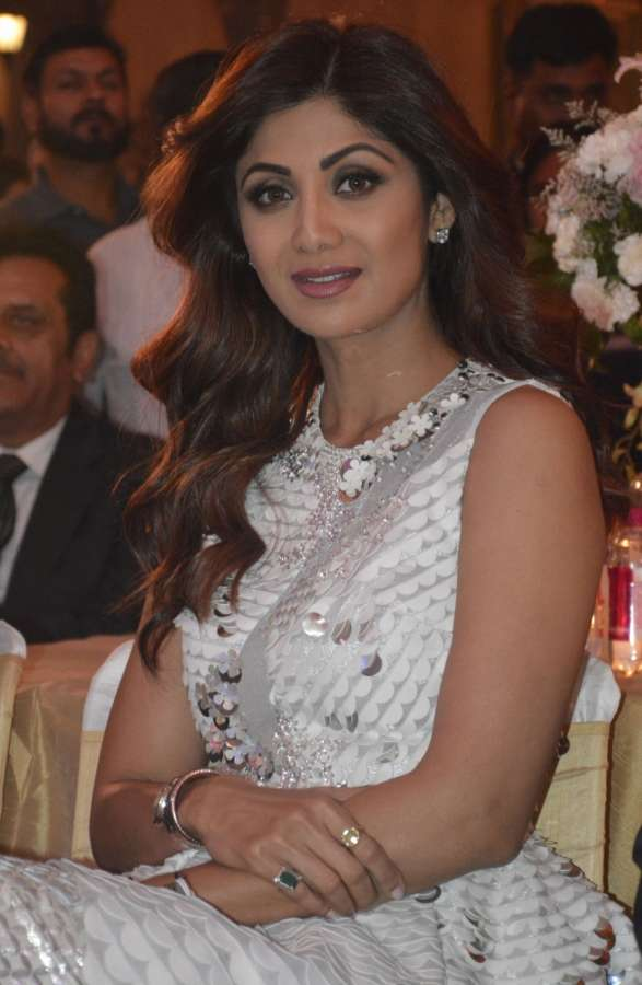 Gurugram: Actress Shilpa Shetty at the launch of a real estate project in Gurugram, on May 14, 2017. (Photo: IANS) by .