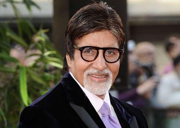 Actor Amitabh Bachchan. (File Photo: IANS) by .
