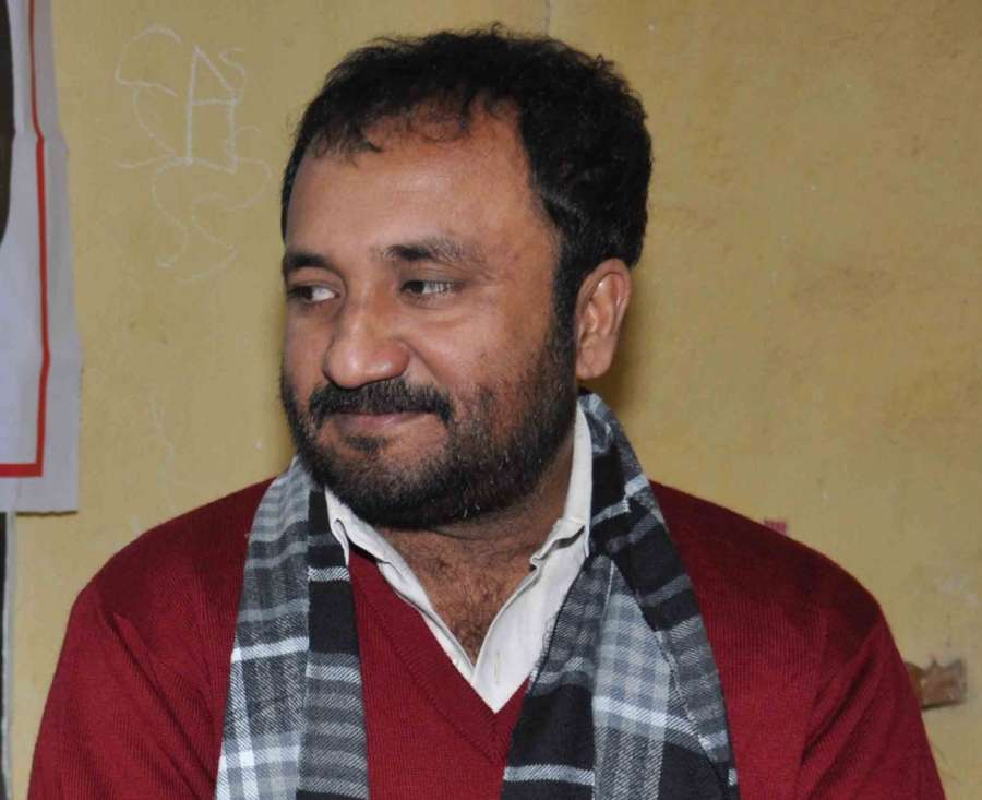 Super 30's founder, Anand Kumar. (File Photo: IANS) by .
