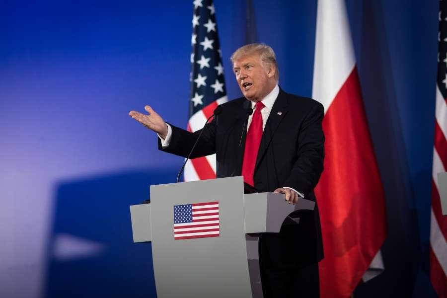 POLAND-WARSAW-U.S.-DIPLOMACY by .