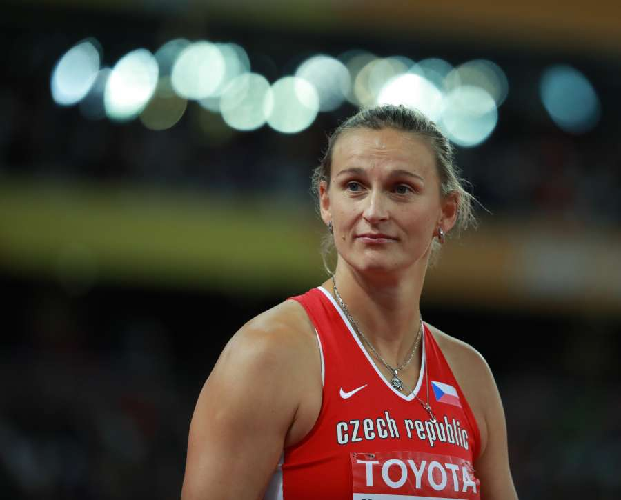 (SP)BRITAIN-LONDON-ATHLETICS-IAAF-WORLD CHAMPIONSHIPS-DAY 5 by .