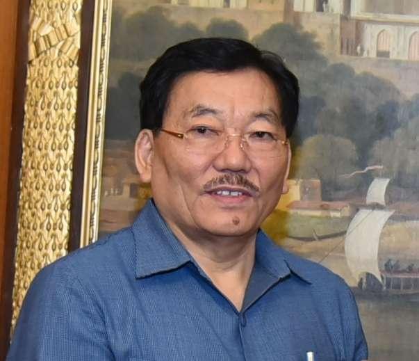 Sikkim Chief Minister Pawan Kumar Chamling. (File Photo: IANS) by .