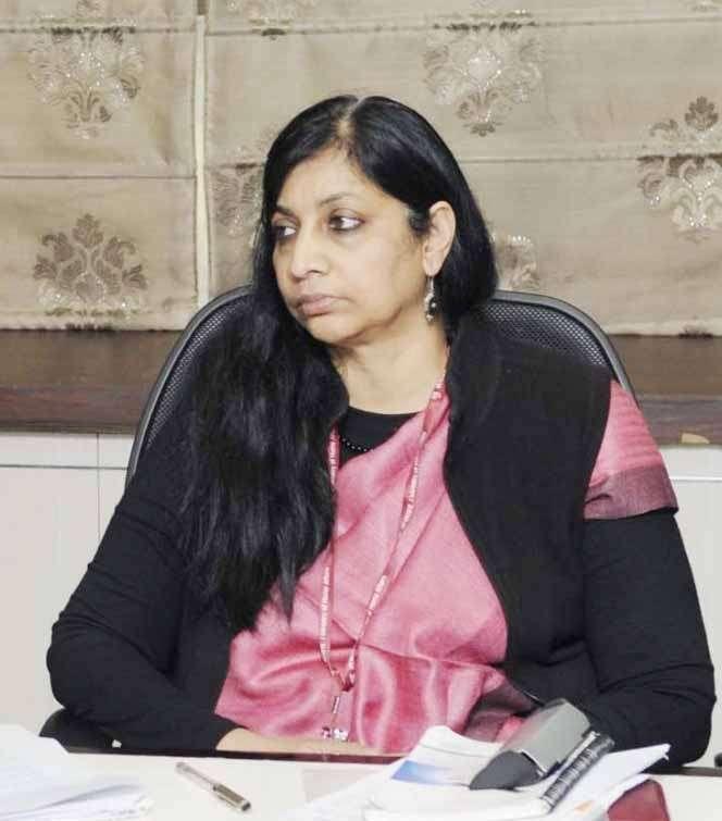 Aruna Sundararajan. (File Photo: IANS) by .