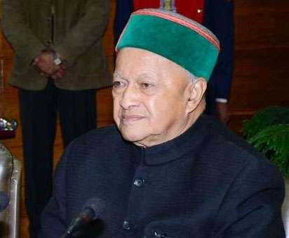 Himachal Pradesh Chief Minister Virbhadra Singh. (File Photo: IANS) by .