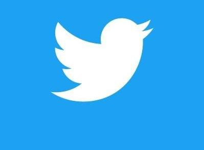 Twitter logo. (Photo: Twitter/@Twitter) by .