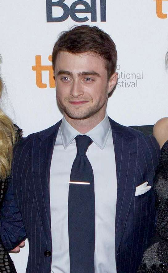 Actor Daniel Radcliffe. (File Photo: IANS) by .