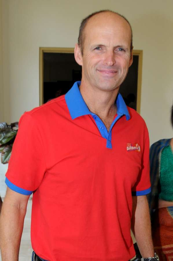 Former South African Cricketer Gary Kirsten during the two-day player auctions for the seventh edition of the Indian Premier League (IPL) in Bangalore. (Photo: IANS) by .