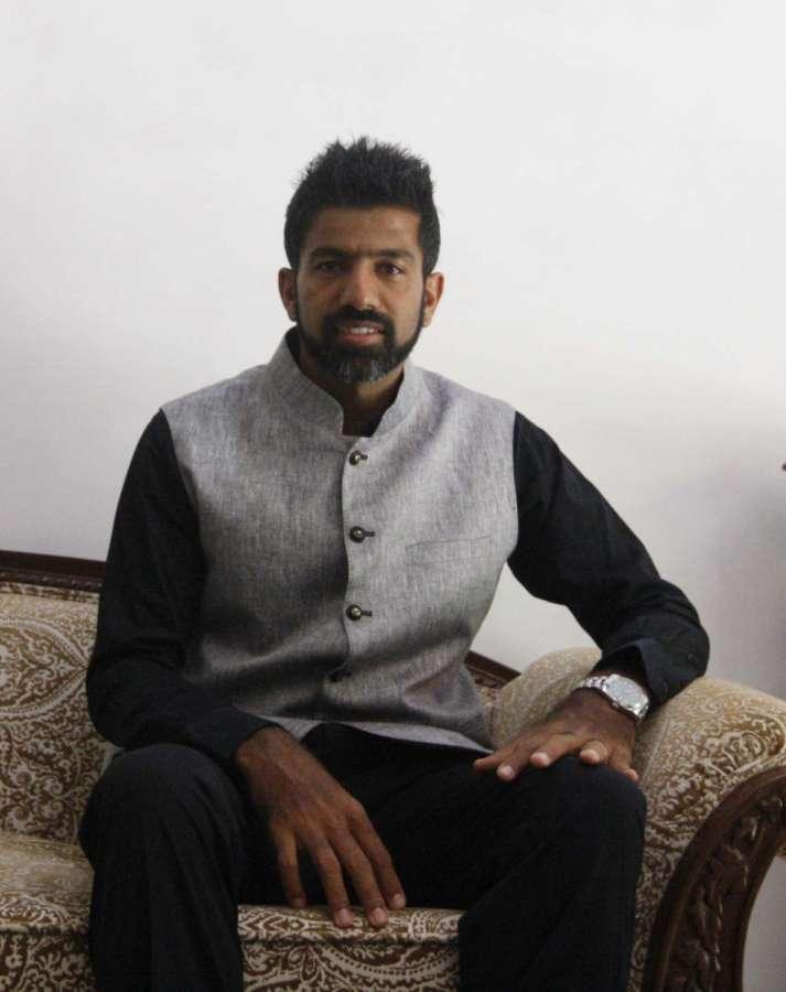 New Delhi: Tennis player Rohan Bopanna. (File Photo: IANS) by .