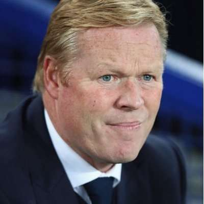 Ronald Koeman. (Photo: Twitter/@RonaldKoeman) by .
