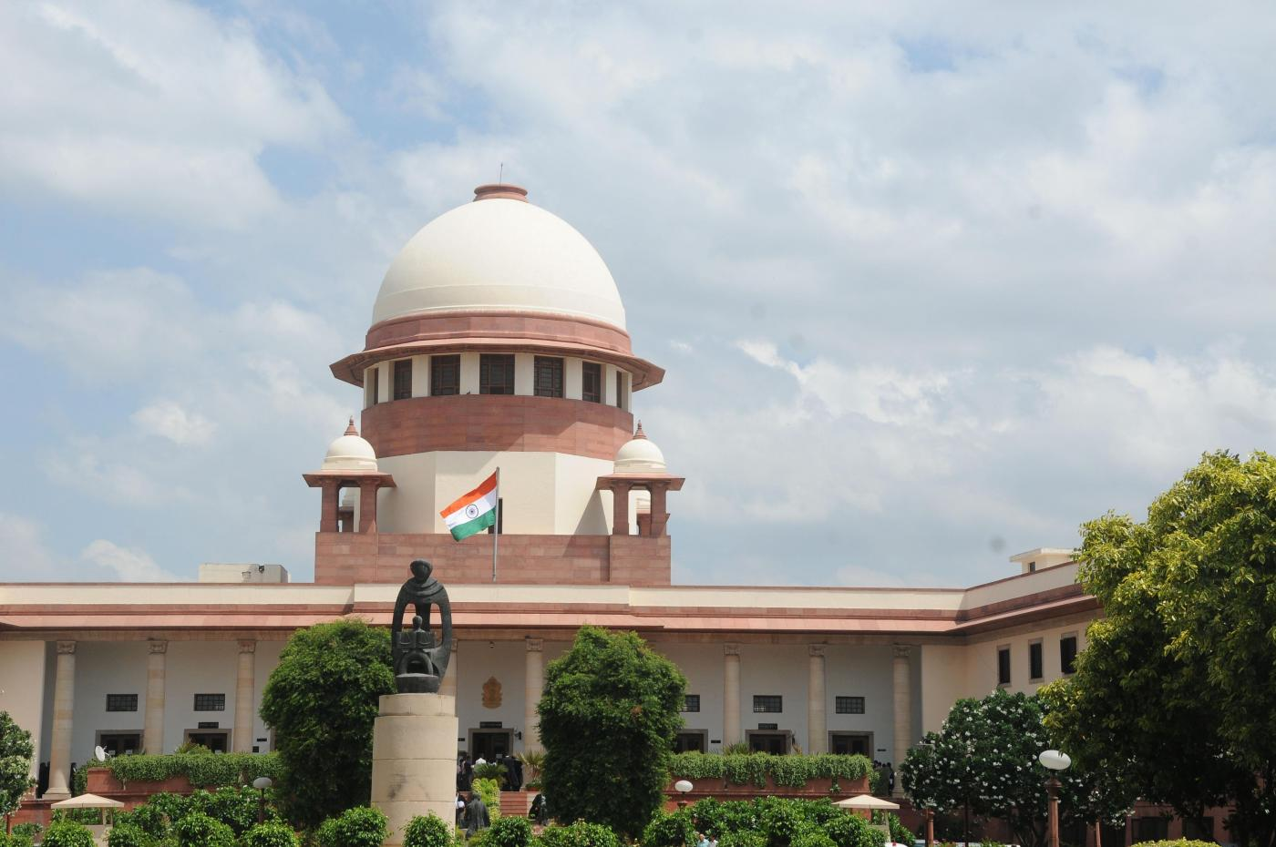 The Supreme Court of India. (File Photo: IANS) by .