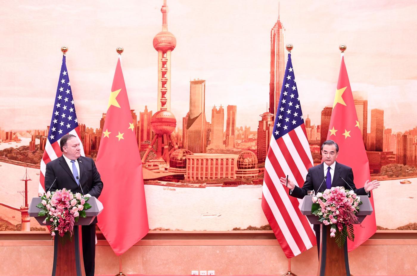 CHINA-US-BEIJING-WANG YI-TALKS (CN) by .