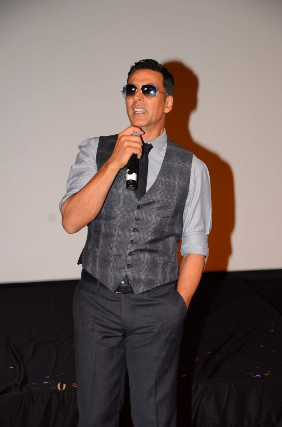 Aactor Akshay Kumar. (File Photo: IANS) by .