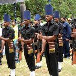 Bengaluru: Kargil Vijay Diwas celebrations underway at National Military Memorial Park, in Bengaluru on July 26, 2018. (Photo: IANS) by .