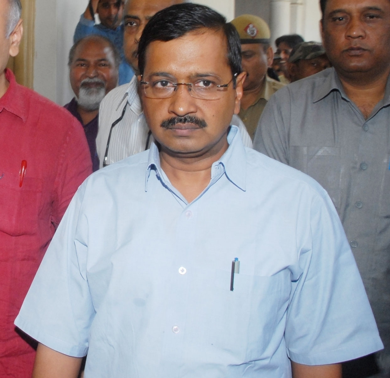 Delhi Chief Minister Arvind Kejriwal. (File Photo: IANS) by .
