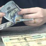 US Dollars. (File Photo: Xinhua/IANS) by .