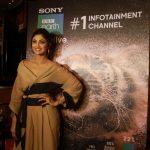 Mumbai: Actress Shilpa Shetty during first anniversary celebrations of Sony BBC Earth in Mumbai on March 26, 2018. (Photo: IANS) by .