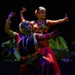 Arunima Kumar and her dance group reciting Bhagavad Gita's 11th chapter by .