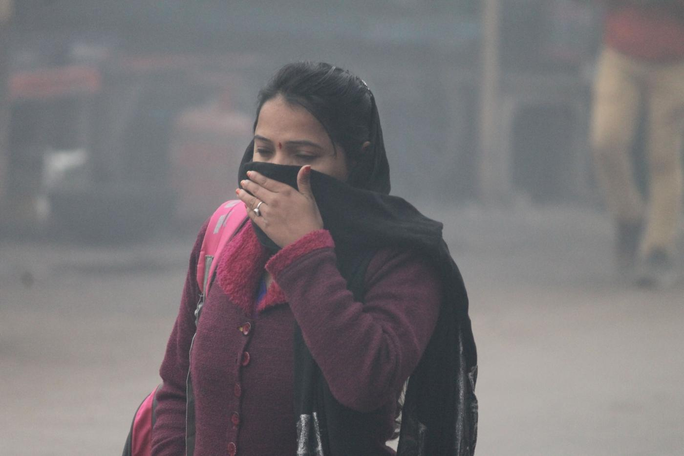 Air pollution. (File Photo: IANS) by .