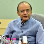 New Delhi: Union Finance and Corporate Affairs Minister Arun Jaitley addresses a press conference, in New Delhi on Oct 4, 2018. (Photo: IANS) by .