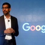 Google global CEO Sundar Pichai.(File Photo: IANS) by .