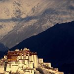 CHINA-LHASA-SNOW SCENE (CN) by .