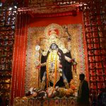 Kolkata: An idol of Goddess Kali in Kolkata, on Nov 2, 2018. (Photo: IANS) by .