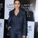 Mumbai: Actress Malaika Arora at the Lakme Fashion Week auditions in Mumbai on Dec 14, 2018. (Photo: IANS) by .