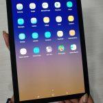 The Samsung Galaxy Tab S4. (Photo: IANS) by .