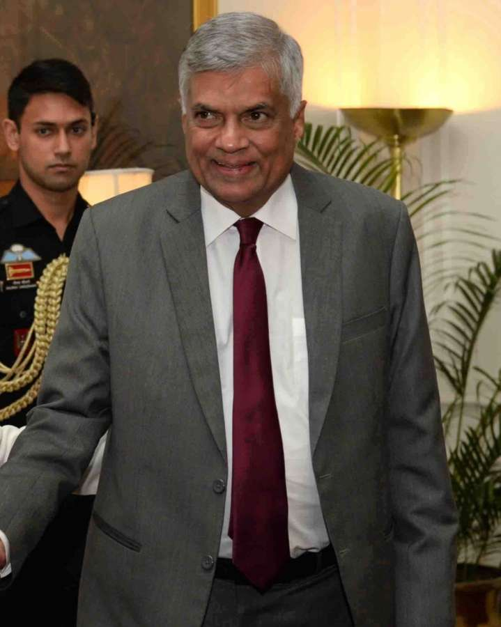 Prime Minister of Sri Lanka Ranil Wickremesinghe. (File Photo: IANS) by .