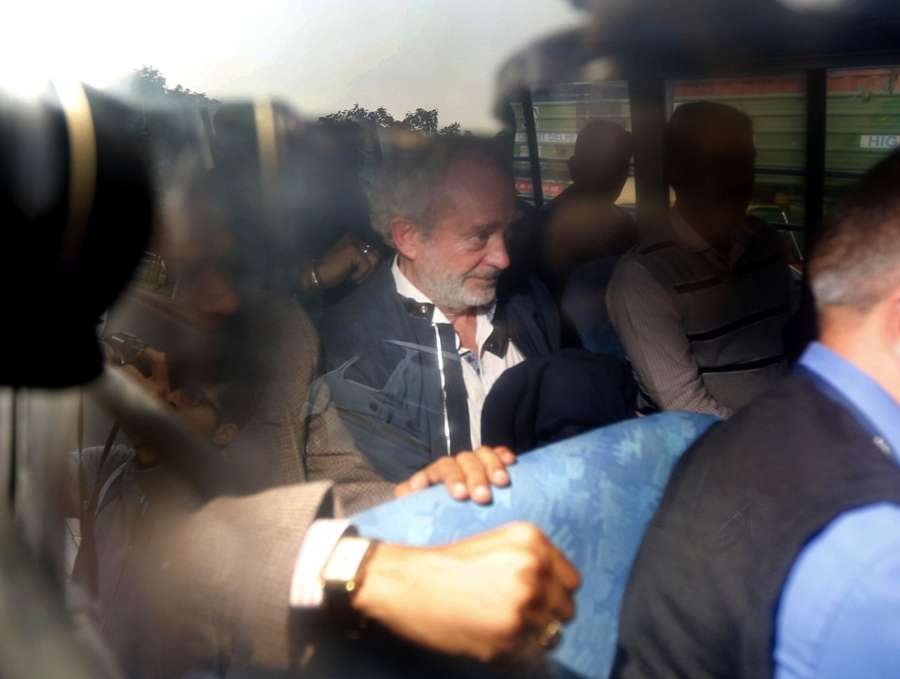 Christian Michel James. (File Photo: IANS) by .