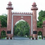 Aligarh Muslim University. (File Photo: IANS) by .