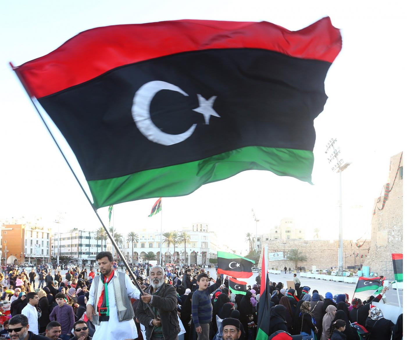 LIBYA-TRIPOLI-DEMONSTRATION by .