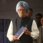 "New Delhi: Former Prime Minister Dr. Manmohan Singh at the launch of his book ""Changing India"" in New Delhi on Dec 18, 2018. (Photo: IANS) by ."