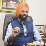 New Delhi: BJP legislator from Rajouri Garden Manjinder Singh Sirsa addresses a press conference in New Delhi on May 20, 2017. (Photo: IANS) by .