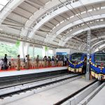 Chennai Metro Train. (File Photo: IANS) by .