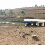 A fish hatchery and nursery ponds developed at a village in Jhabua. by .