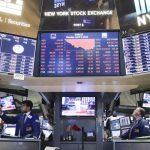 New York Stock Exchange. (File Photo: IANS) by .