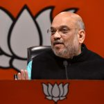 New Delhi: BJP Chief Amit Shah addresses a press conference at the party headquarters in New Delhi on Dec 7, 2018. (Photo: IANS) by .