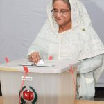 BANGLADESH-DHAKA-POLLING by .