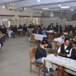 Jaipur: Counting of votes started at different centers for Rajasthan assembly election in Jaipur on December 11, 2018. (Photo: IANS) by .