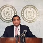 Dr Mohammad Faisal, Spokesperson Ministry of Foreign Affairs Pakistan. (Photo: Twitter/@ForeignOfficePk) by .